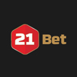 21 Bet                                   Up to 100FS (Wager Free!)