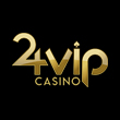 24 VIP Casino                                   100% up to $1000 + 240FS