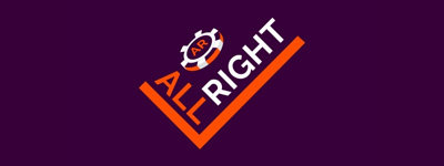 All Right Casino logo