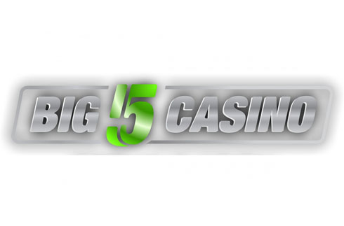 100% up to €500 + 500FS Big 5 Casino
