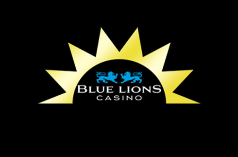BlueLions (Amatic) logo