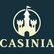 Casinia: Welcome Bonus                               100% up to €500 + 200FS
