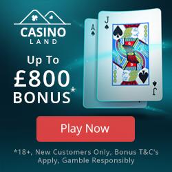 Casino Land Bonus UK
