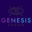 Genesis Casino                                   100% up to €100 + 300FS