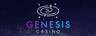Genesis Casino: Welcome Bonus