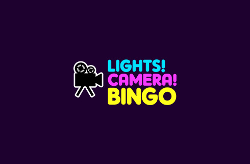 Lights! Camera! Bingo