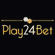 Play24Bet                                   100% up to €200 + 40FS