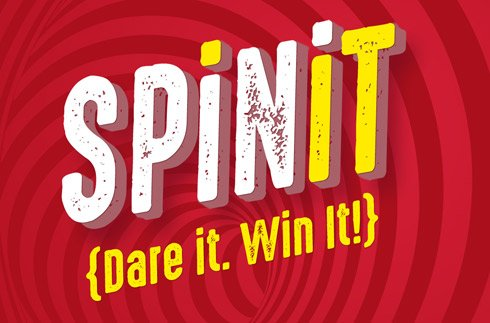 100% up to €200 + 200FS Spinit