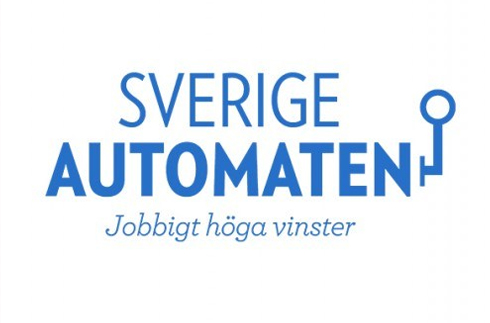 Sverige Automaten (Bordsspes)
