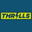 Thrills                                   100% up to 1500kr + 20FS