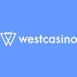West Casino                                   100% up to £100 + 50S
