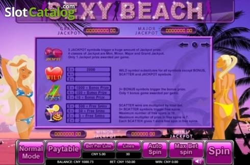 Spiele Sex On The Beach - Video Slots Online