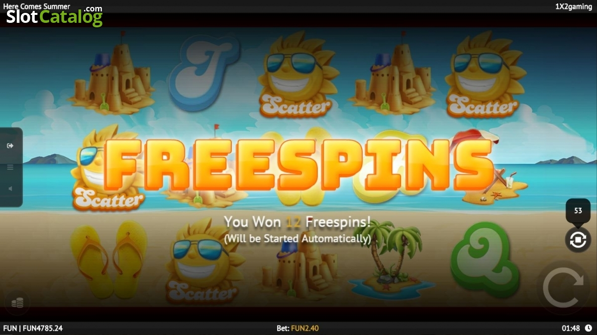 Spiele Here Comes Summer - Video Slots Online