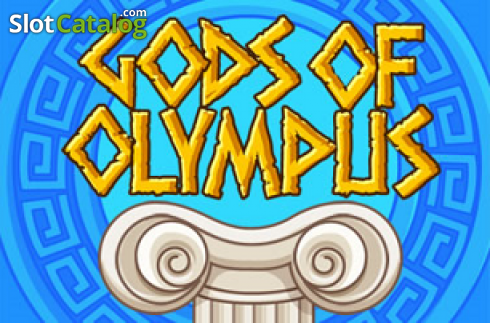 Gods of Olympus (Video Slot from 1X2gaming)