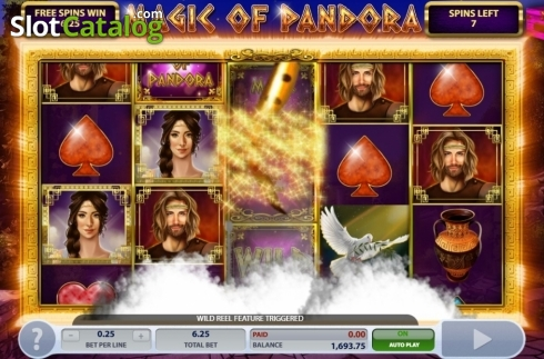 Spiele Magic Of Pandora - Video Slots Online