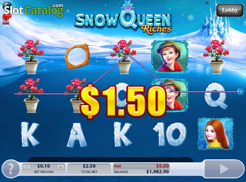 Spiele Snow Queen - Video Slots Online