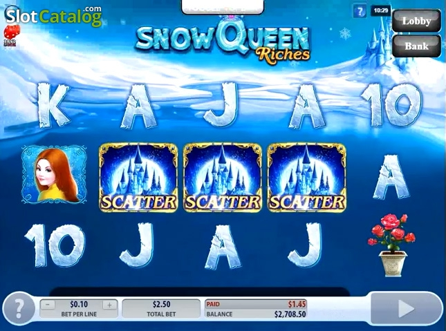 Spiele Snow Queen - Video Slots Online