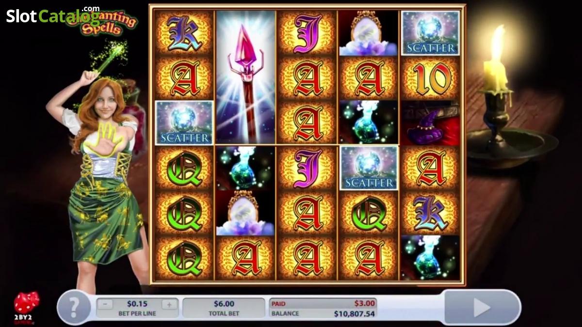 Spiele Enchanting Spells - Video Slots Online