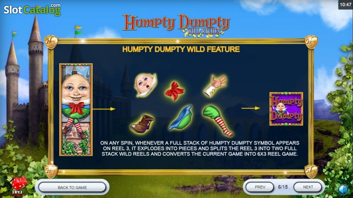 Spiele Humpty Dumpty - Video Slots Online