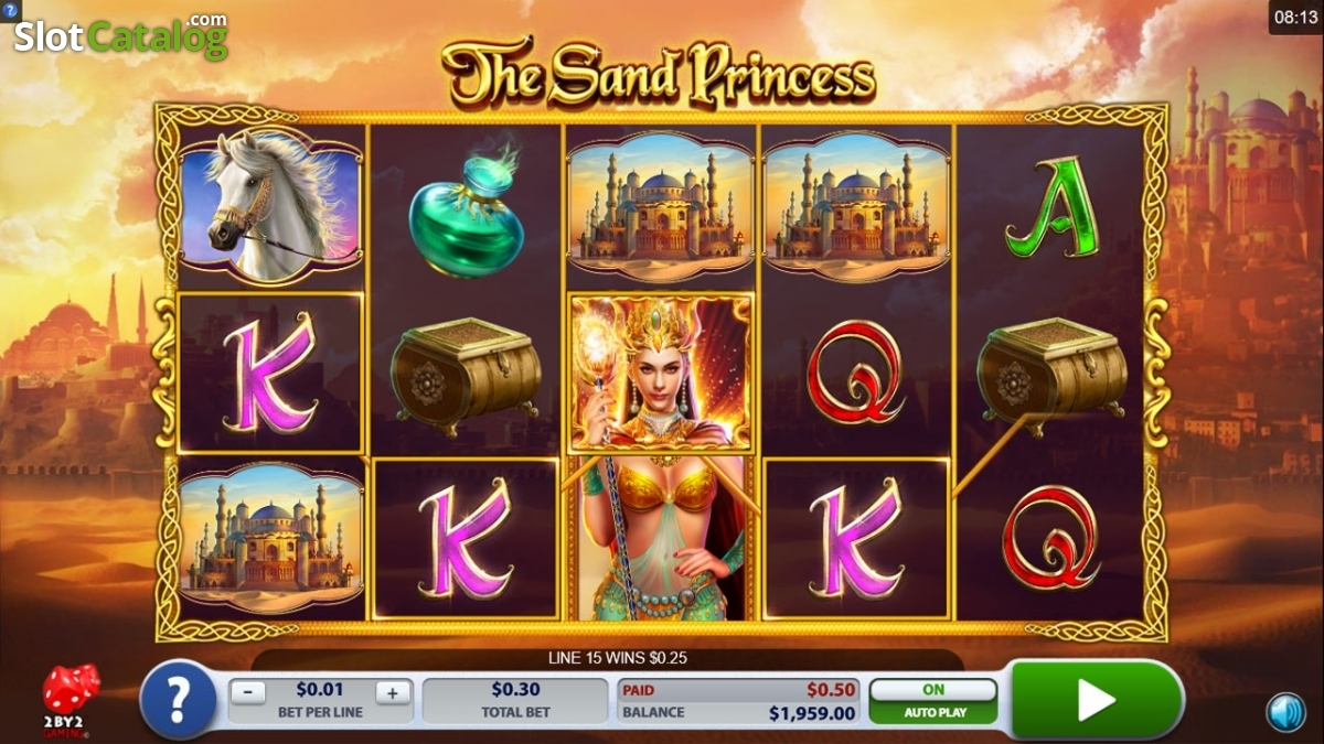 Spiele The Sand PrinceГџ - Video Slots Online