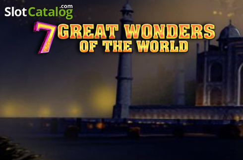 7 Great Wonders Of The World