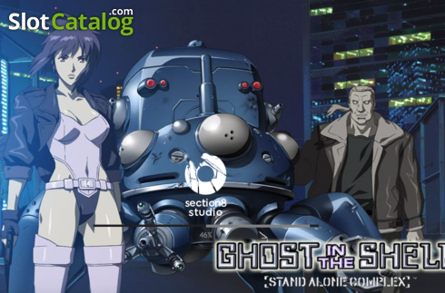 Ghost In The Shell (ビデオスロット から 888 Gaming)