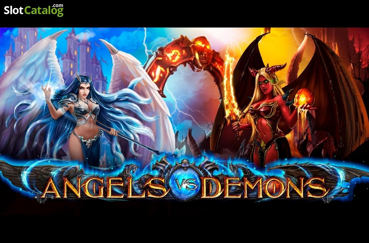 Ангелы и демоны игровые автоматы карточки на игровых автоматах