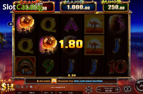 Spiele Kanga Cash Extra - Video Slots Online