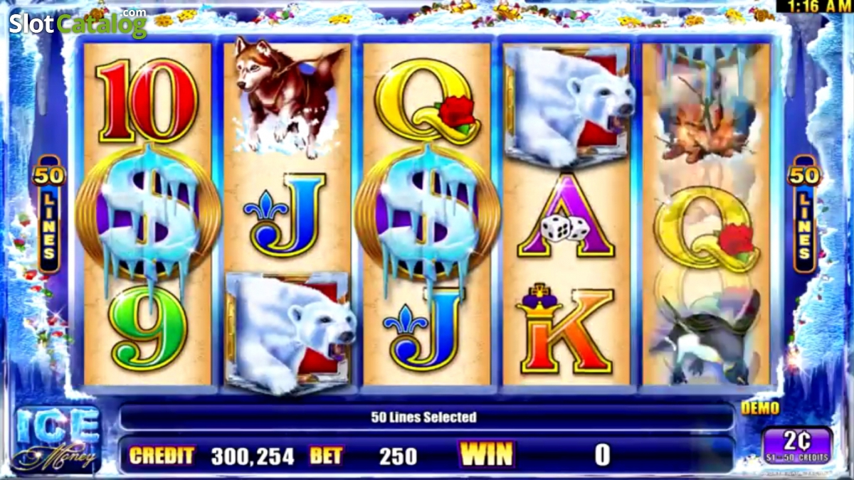 Ice Money Slot Machine