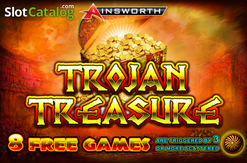 Trojan Treasure from Ainsworth