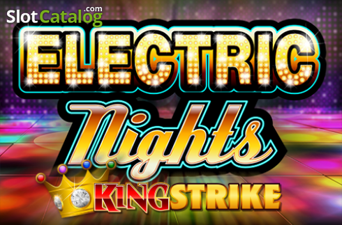 Electric Nights King Strike (Video Slot från Ainsworth)