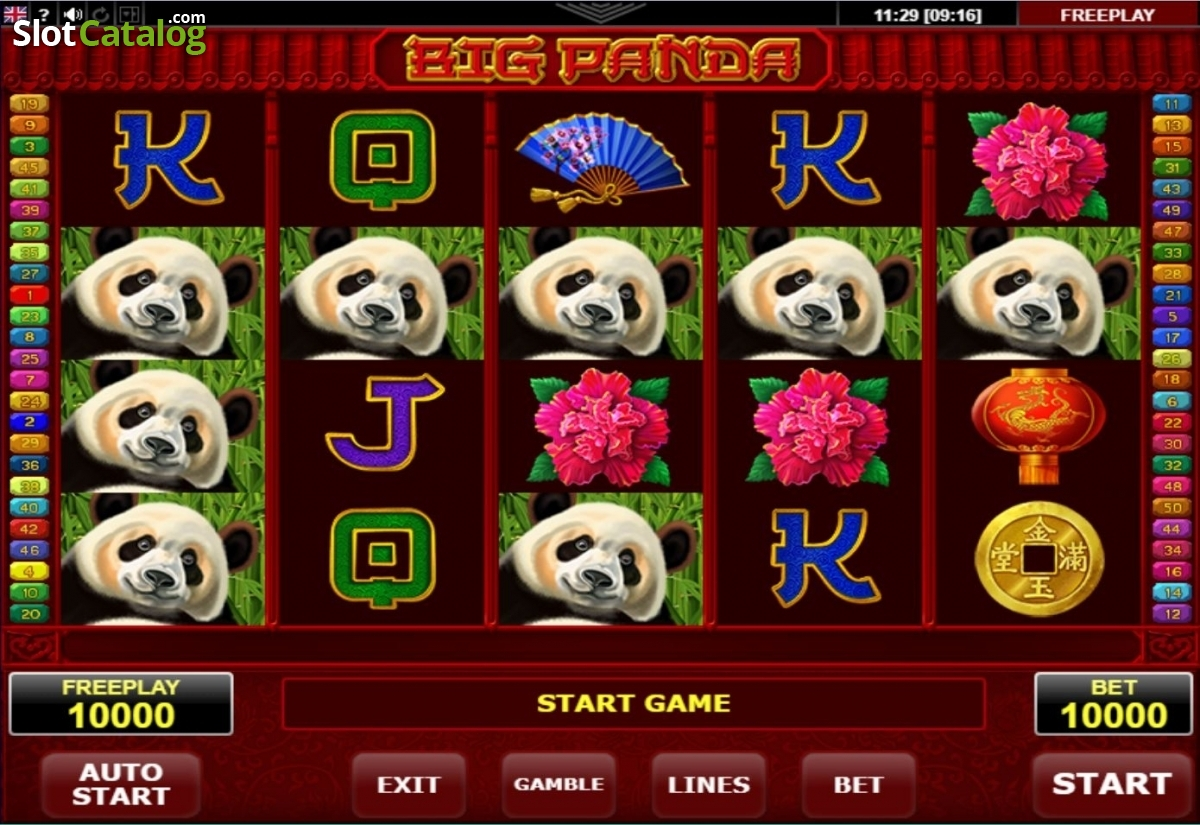 Spiele Big Panda - Video Slots Online