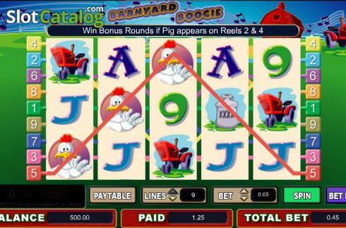 Spiele Barn Yard Boogie - Video Slots Online