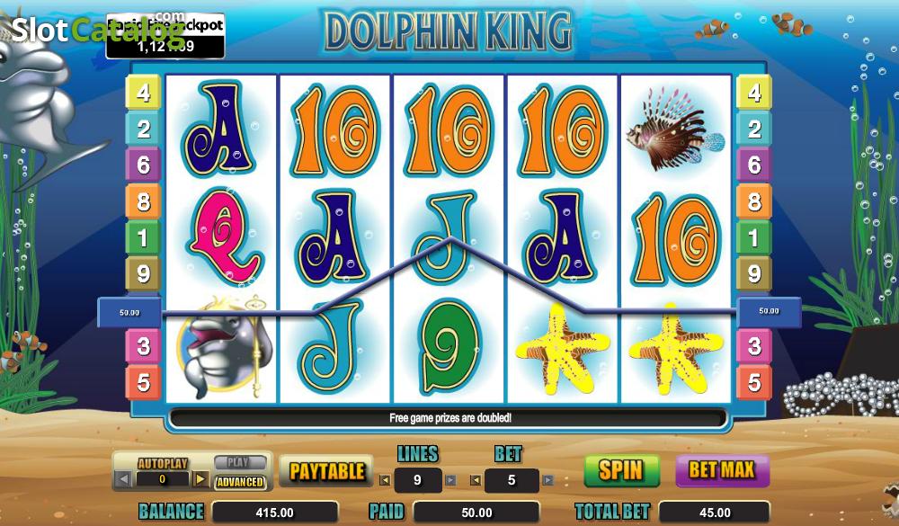 Dolphin King