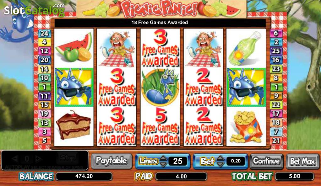 Spiele Picnic Panic - Video Slots Online