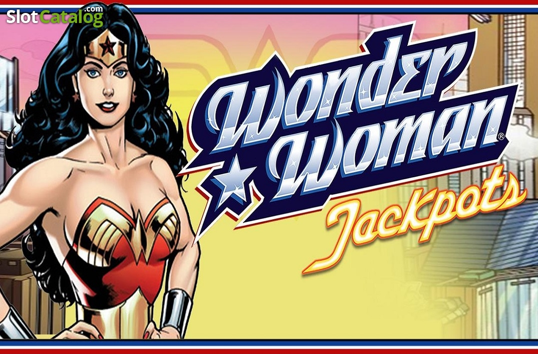 Wonder Woman Jackpots