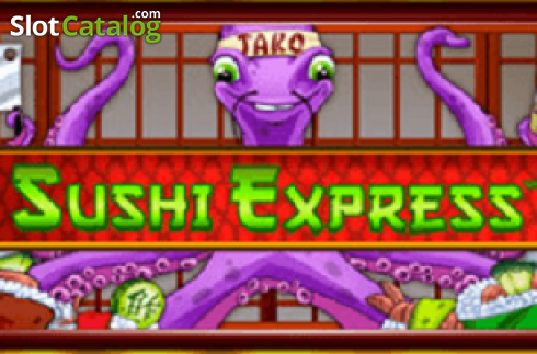 Sushi Express (Slot video din Amaya)