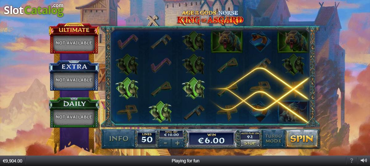 Respin casino games
