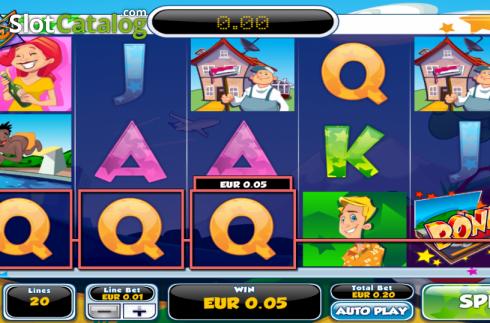 Life of Leisure Slot Machine