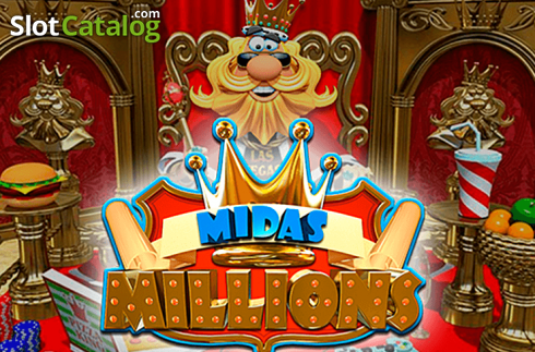 Midas Millions (Video Slot from Ash Gaming)