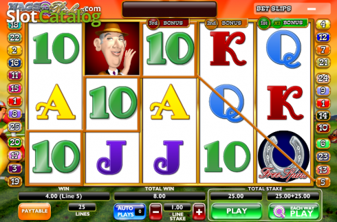 Screen12. Nags to Riches (Video Slot from Ash Gaming)