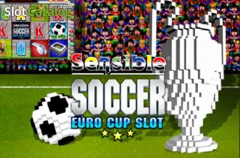Sensible Soccer: Euro Cup (Video Slot z Ash Gaming)