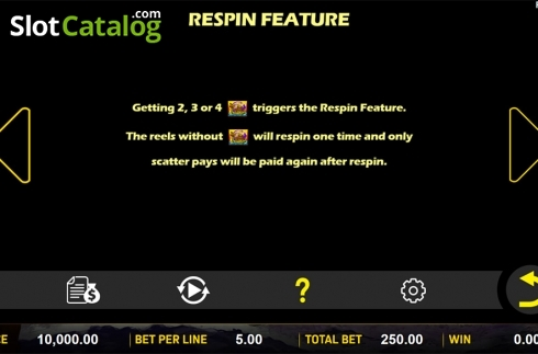 Paytable 2. Ba Xian Chuan Qi (Video Slot from Aspect Gaming)