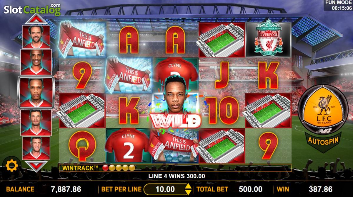 Liverpool FC Demo Slot