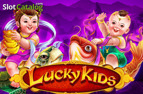 Lucky Kids (Video Slot van August Gaming)