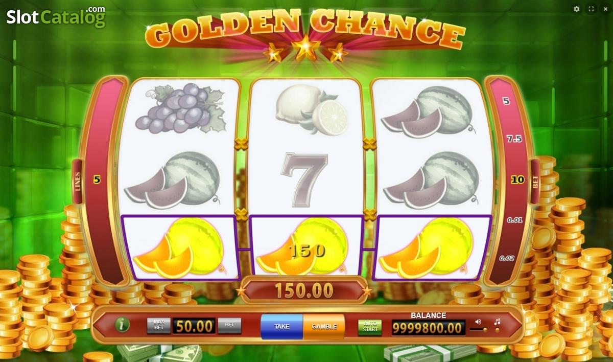 Spiele Golden Chance - Video Slots Online