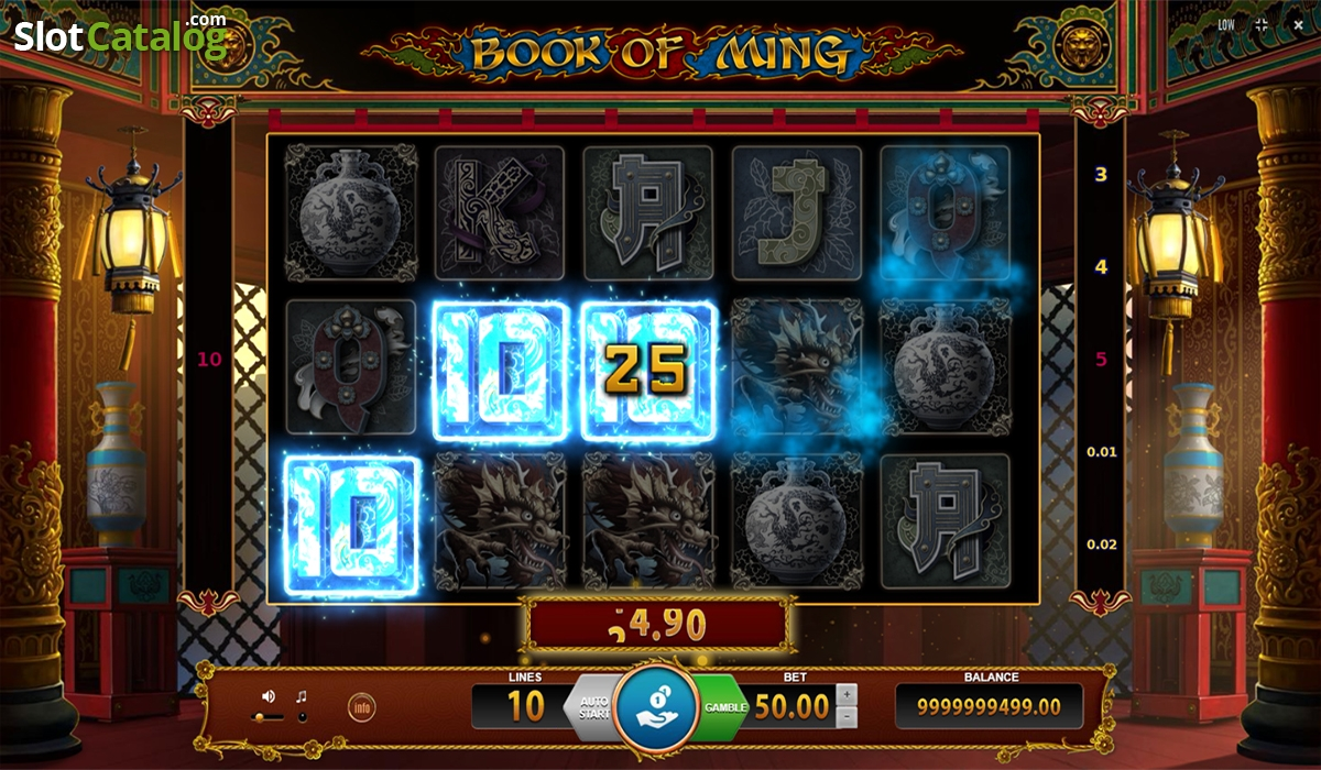 Spiele Book Of Ming - Video Slots Online