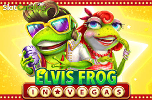 Elvis Frog in Vegas 2020-05-01
