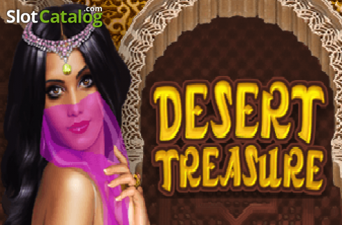 Desert Treasure (Bgaming)