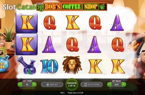 Spiele BobS Coffee Shop - Video Slots Online